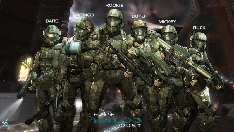 ¿En qué periodo de tiempo transcurre la historia de Halo 3:ODST?