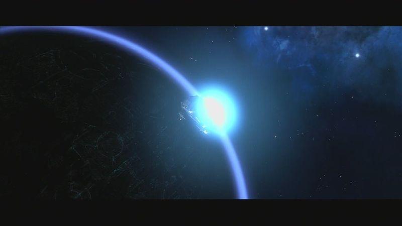 ¿Cómo se llama el paneta foreruner donde el jefe maesto y Cortana aterrizan al principio de Halo 4?