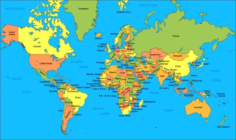 Una no tan fácil como parece... ¿Dónde naciste?