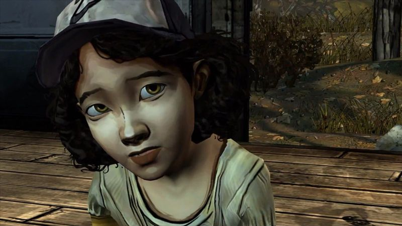 Clementine te llama. Te pregunta si alguna vez iremos a buscar a sus padres a Savanah.