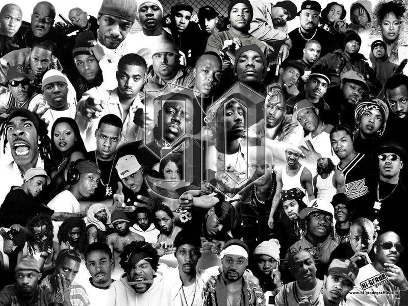 20987 - Raperos de los 90