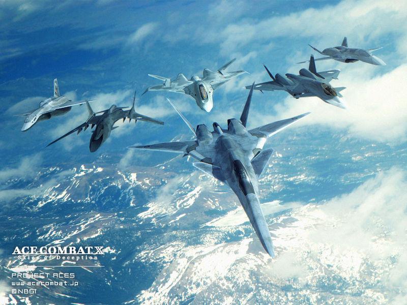 ¿Te ves capaz de dirigir 9 escuadrones de cazas distribuidos en tres países distintos?