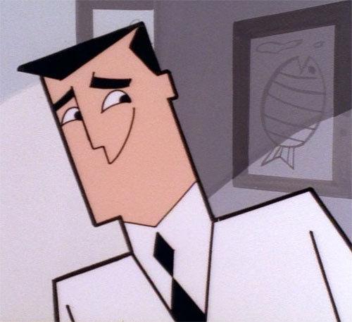 Profesor Utonio (Las Supernenas)