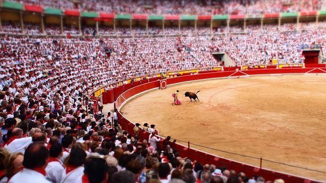 ¿Estás a favor de las corridas de toros? (Recuerdo que no es lo mismo que el encierro)
