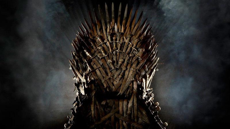 El que se fue a Sevilla... perdió su silla: Juego de tronos