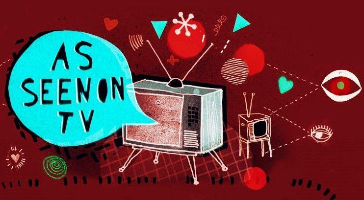 21027 - Relaciona cada anuncio de TV con su imagen correspondiente.