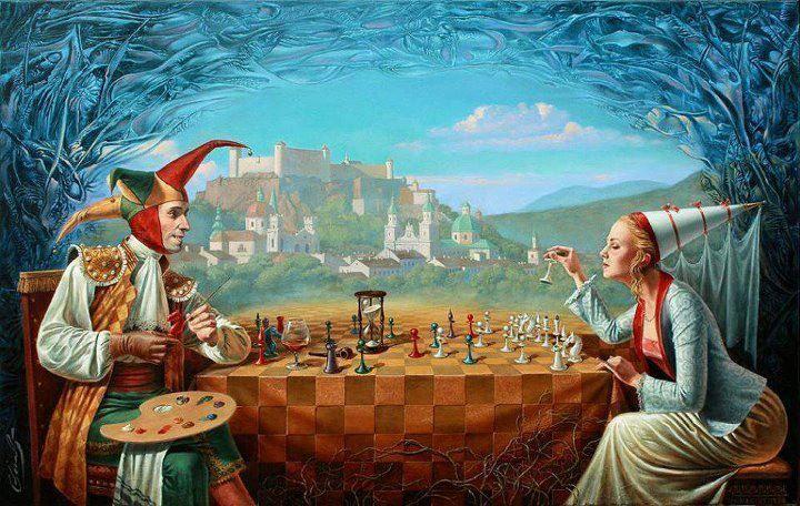 Tu pieza de ajedrez favorita es: