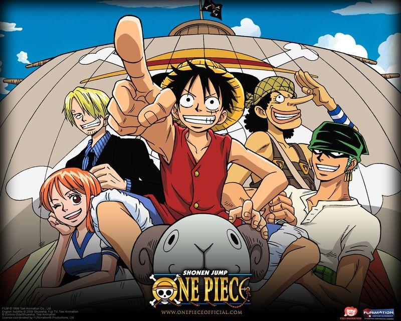 21071 - ¿Cuánto sabes de One Piece?