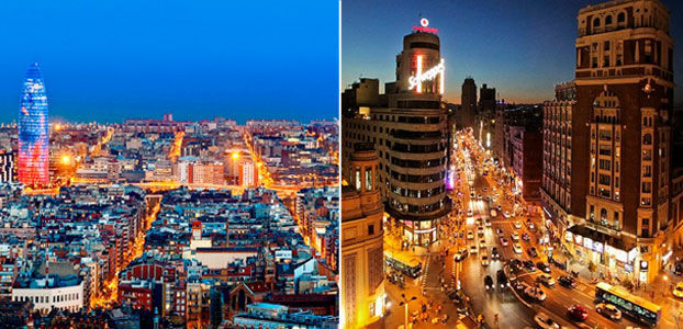 21084 - ¿Barcelona o Madrid (I)?