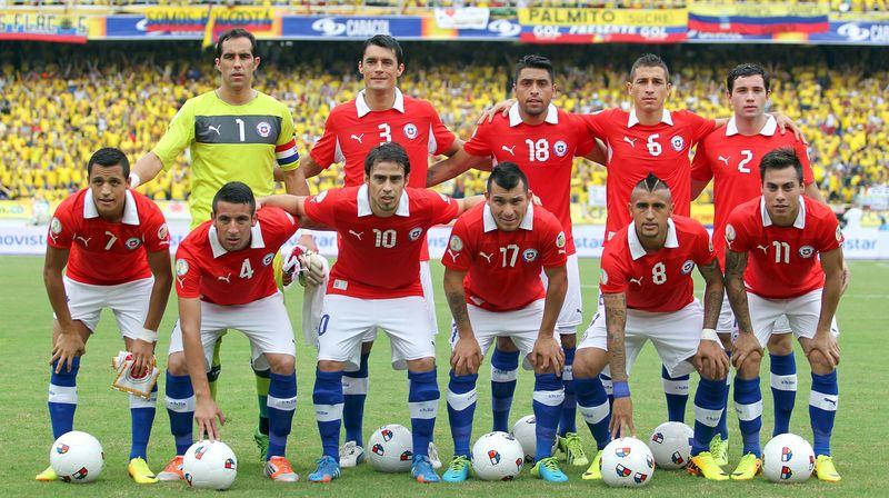 ¿Quién es el máximo goleador de la selección chilena?