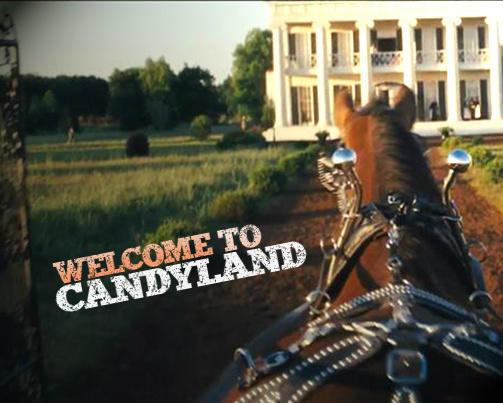 Curiosidades: El nombre de la plantación/finca de Calvin es Candyland, ¿Que tiene esto de curioso?