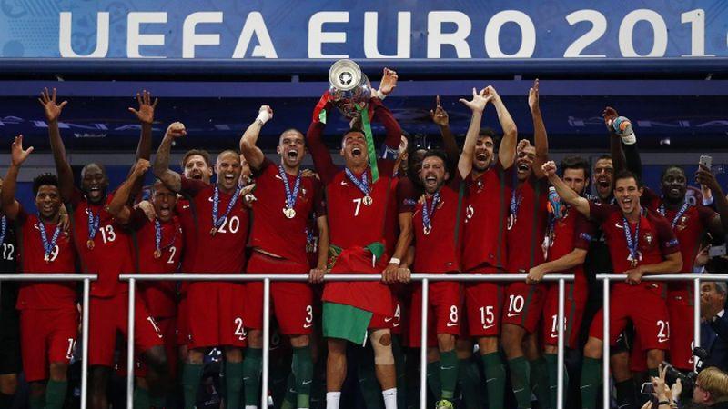21031 - Equipo ideal de la EURO 2016