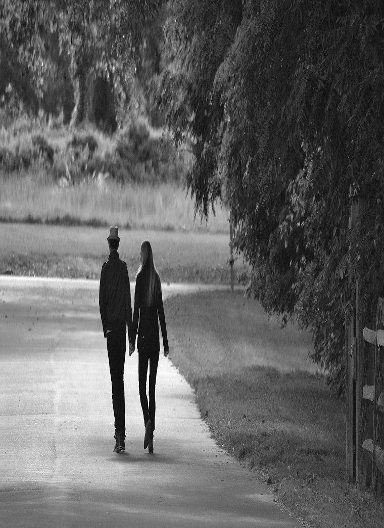 Te reencuentras con tu ex-novi@, después de vuestro último encuentro parece que algo ha cambiado.