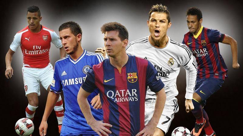 21150 - ¿Sabes a qué equipo pertenecen estos jugadores de fútbol?