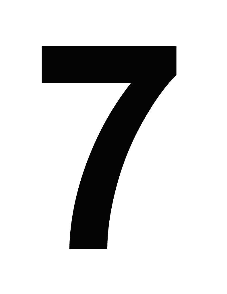 ¿Sabes que ésta es la pregunta 7 y que el día 7 es el primer encierro?