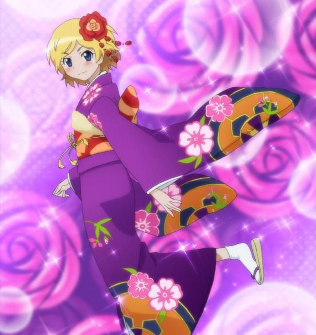 Mion Takamine del anime