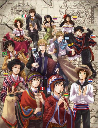21173 - ¿De qué país es este personaje de anime?