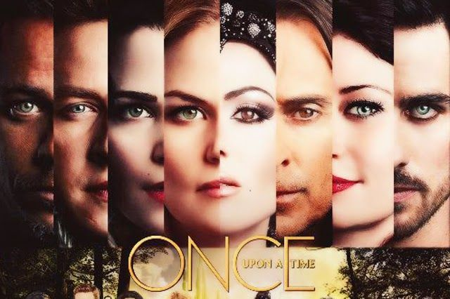 21175 - Personajes secundarios de Once Upon a Time