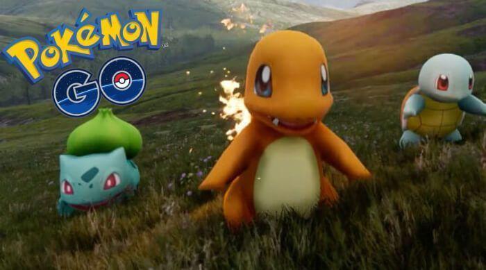 ¿Qué Pokémon escogiste al principio?