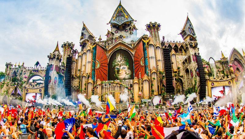 ¿Conoces este festival de música electrónica?