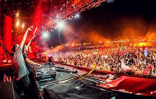 Si no vas al festival, ¿dónde ves o sigues el festival?
