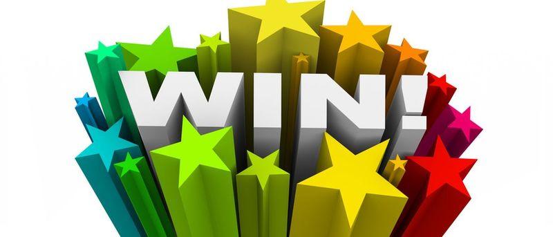 Pregunta importantísima. ¿Cuál es tu reacción al conseguir algo o ganar en algo?