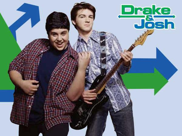 Una serie que marcó nuestra juventud, protagonizada por dos hermanastros. ¿Drake o Josh?