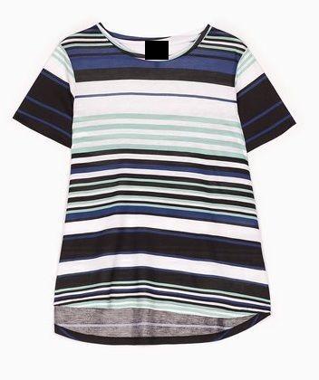 ¿Qué marca es esta camiseta?