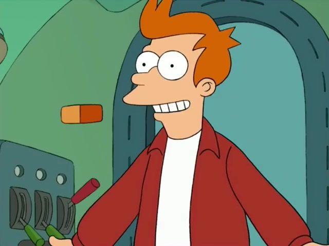 Philip J. Fry (Futurama)