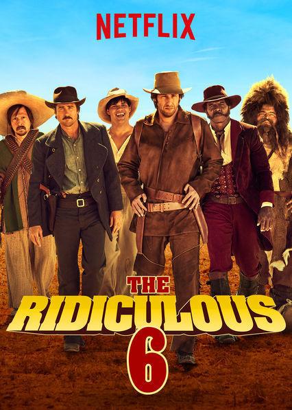 Para los que vieron (O no), la película The Ridiculous 6 (Los Seis Ridículos). ¿Con que hermanito Stockburn te quedas?