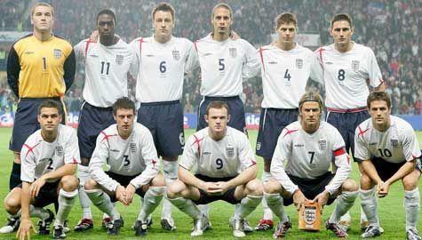 ¿Quién es el máximo goleador de la selección inglesa?
