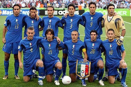 ¿Quién es el máximo goleador de la selección italiana?