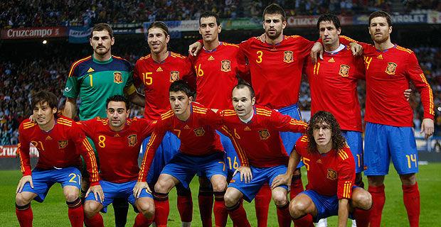 ¿Quién es el máximo goleador de la selección española?