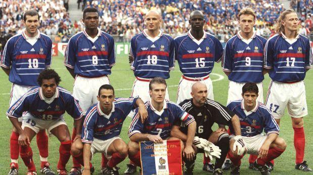 ¿Quién es el máximo goleador de la selección francesa?
