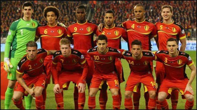 ¿Quién es el máximo goleador de la selección de Belgica?