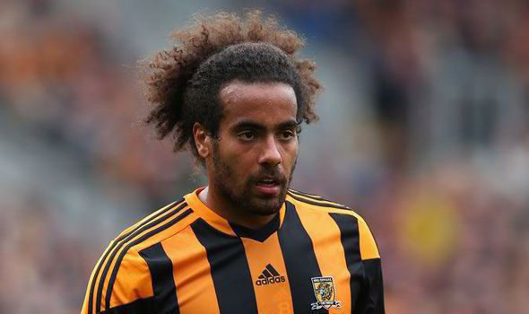 Del Hull City, Huddlestone