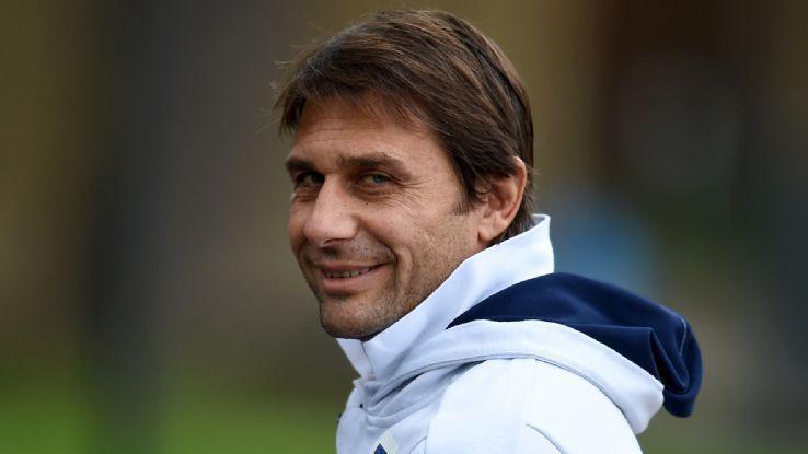 Del nuevo equipo de Conte, del Chelsea, nombre del mismo entrenador, nombre de Conte