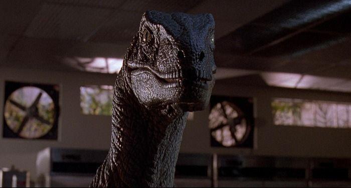 ¿Cuantos velocirraptores había originalmente en el Parque?