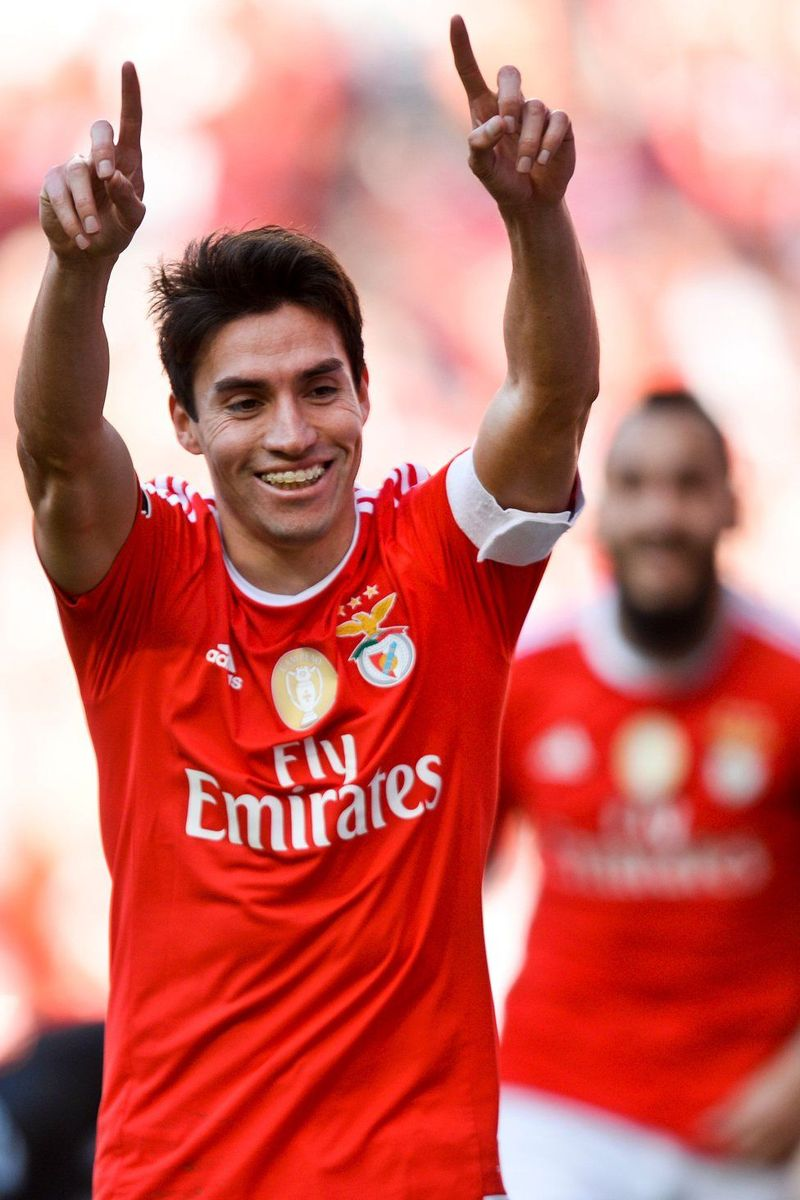 Nicolás Gaitán. Benfica=...