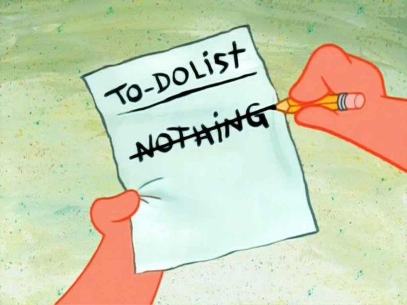 Tienes un día libre para descansar. ¿Qué harías?
