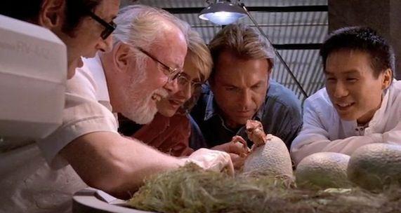 ¿Cuantas especies distintas de dinosaurio había en la isla?