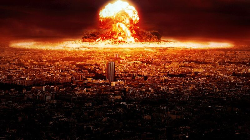 ¿Y las armas nucleares, biológicas, etc?