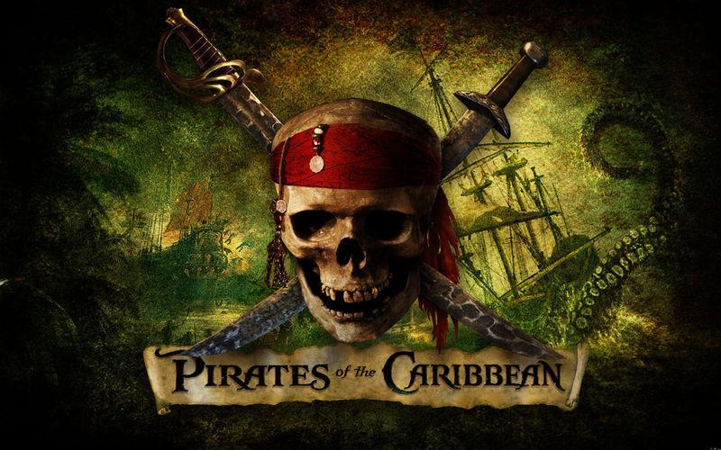 Empecemos por la franquicia de Piratas del Caribe