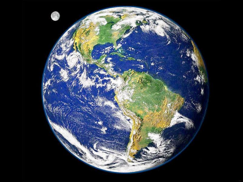 ¿Quién fue el primer matemático en medir aproximadamente el tamaño de la Tierra?