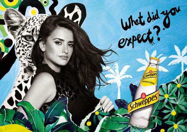 ¿Con qué marca no ha sido imagen comercial Penélope Cruz?