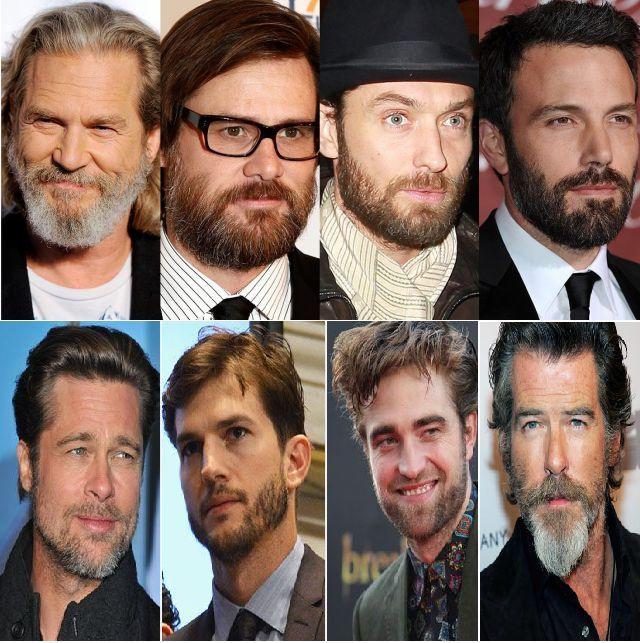 21382 - ¿Reconoces a estos famosos actores por sus barbas?