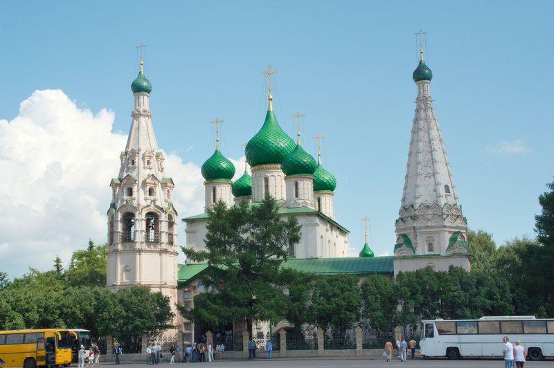 Llegamos a Asia, sitúando en Yaroslavl, ¿En que país se sitúa?