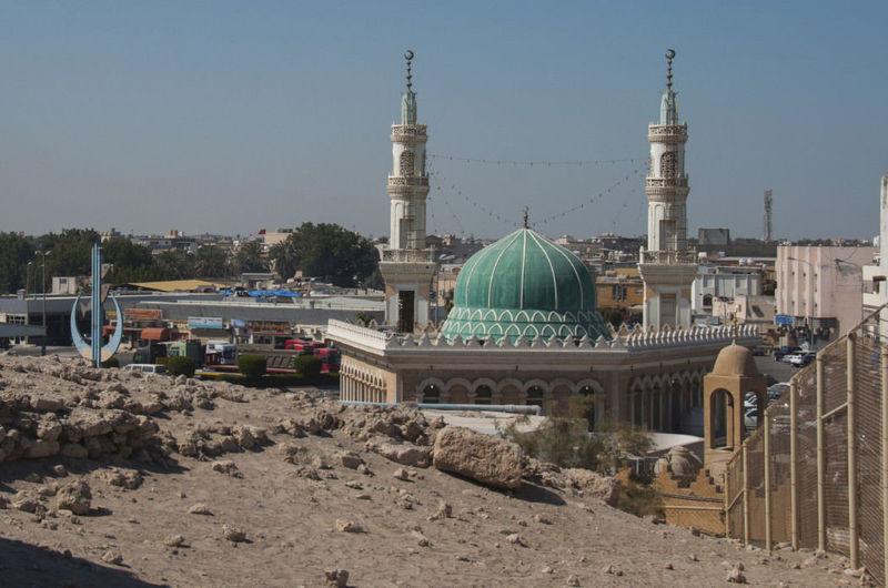 Vamos al Oriente medio, comenzamos en Qatif, ¿Dónde se sitúa esta ciudad?