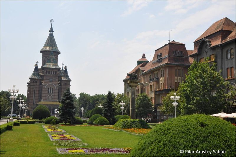Vamos a Timișoara, ¿Sabes dónde se sitúa?