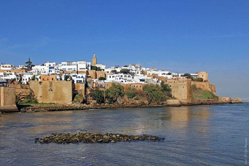 Vamos a África, Pisando la ciudad de Rabat, ¿Dónde se encuentra esta ciudad?